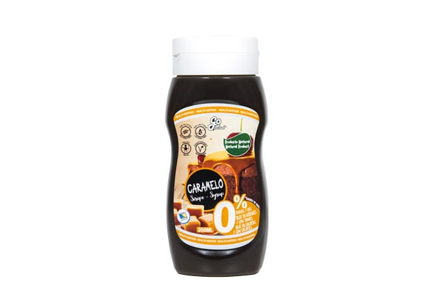 SIROPE CARAMELO 0% 350ML