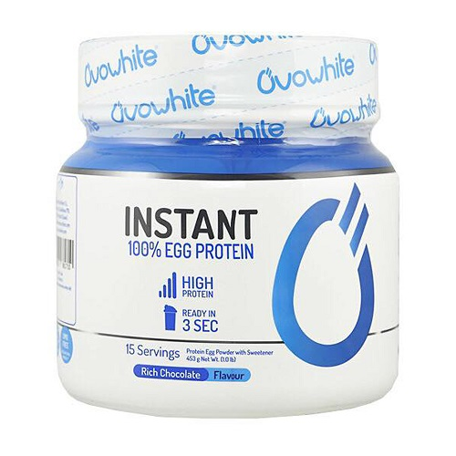 OVOWHITE INSTANT 453G