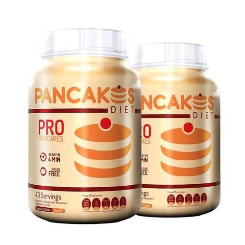 PRO PANCAKES 600GR NATURAL