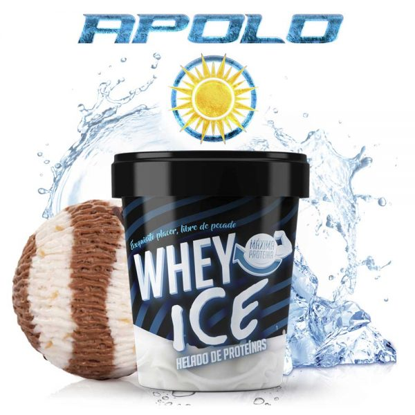 Helado de Triple Chocolate (Apolo) pack de 9