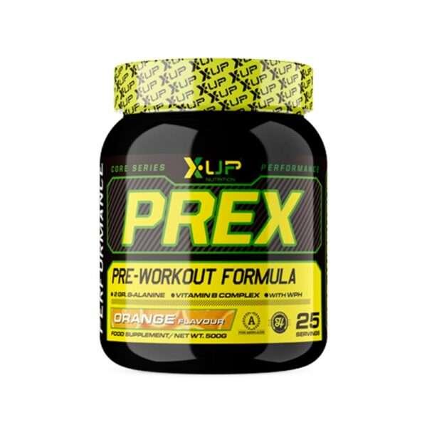 New PREX (pre-entreno) Naranja - 500 gr