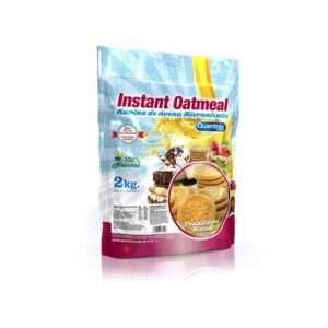 Instant Oatmeal 2 Kg (Harina de Avena Bolsa hermética)