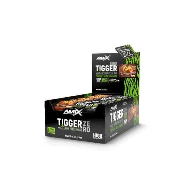 Tigger Zero 20 Barritas x 60g