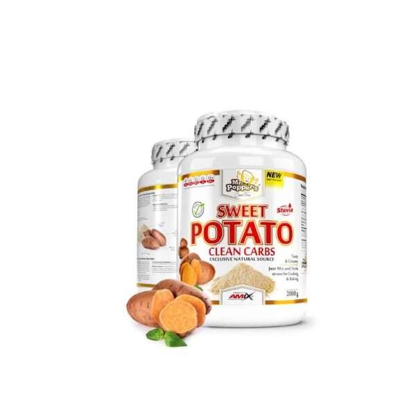 Sweet Potato Clean Carbs 1kg -2 kg