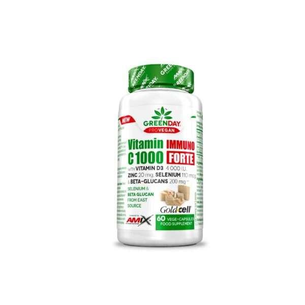 Vitamin C1000 Immuno Forte 60 Vcps