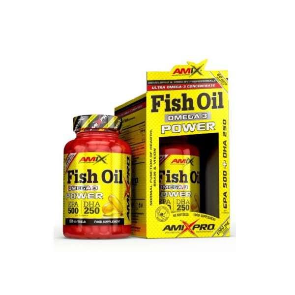 Fish Oil Omega 3 Power
