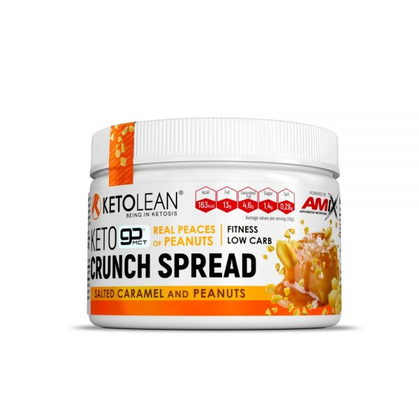Keto Crunch Spread 250 gr