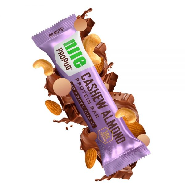 NJIE Protein bar 55 grms 12 unidades