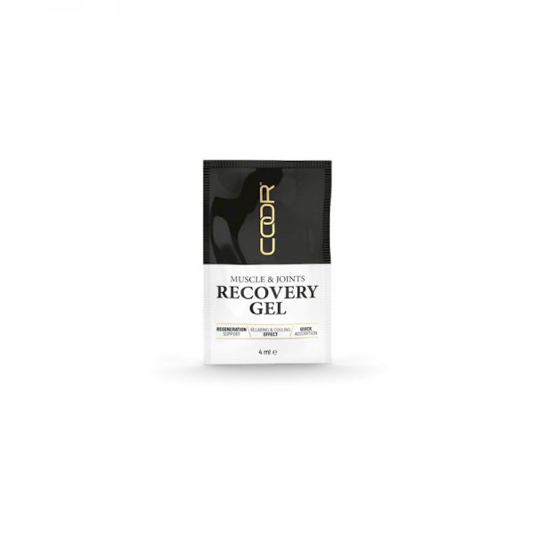 COOR UNIDOSIS MUSCLE & JOINTS RECOVERY GEL 4 ML