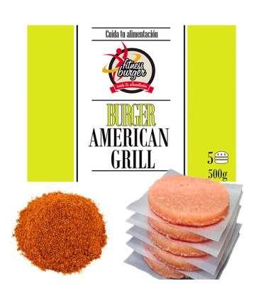 Hamburguesas American Grill