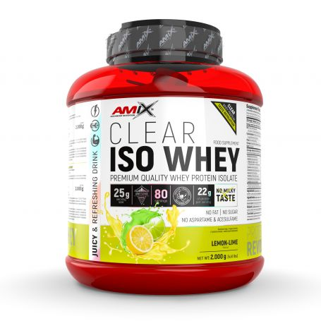 Clear Whey Isolate 2kg